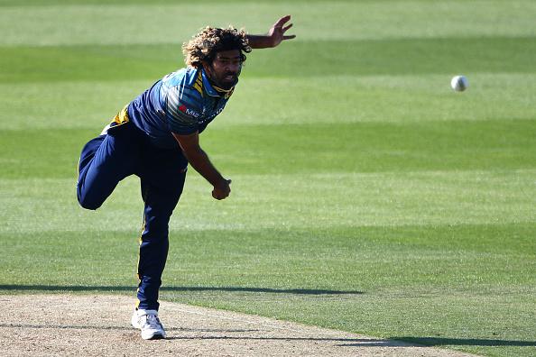 Australia v Sri Lanka - ICC Champions Trophy Warm-up : News Photo