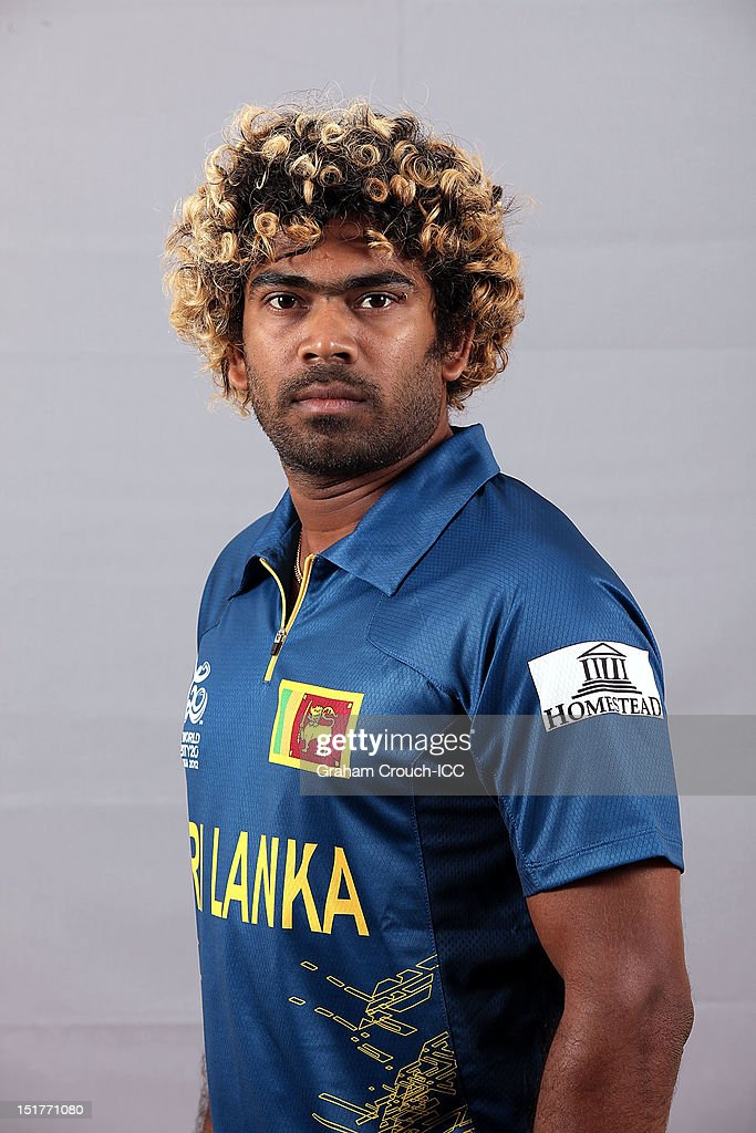 <a gi-track='captionPersonalityLinkClicked' href=/galleries/search?phrase=Lasith+Malinga&family=editorial&specificpeople=171602 ng-click='$event.stopPropagation()'>Lasith Malinga</a> of Sri Lanka poses on September 11, 2012 in Colombo, Sri Lanka.