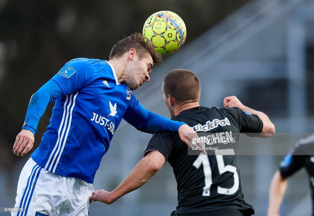 Lyngby BK vs Randers FC - Danish Alka Superliga