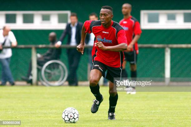Lassina DIABATE UNFP / Auxerre Clairefontaine