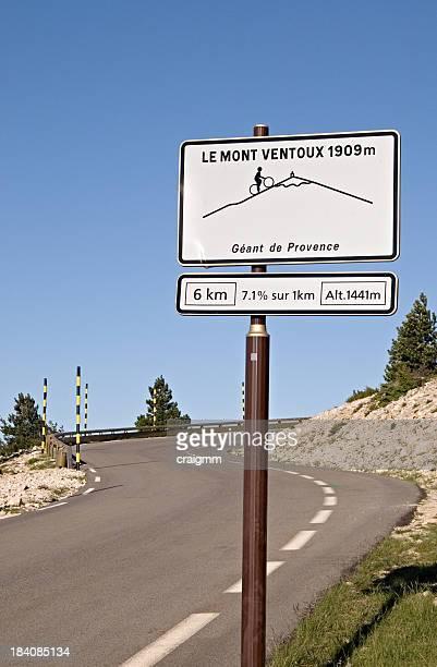 6 derniers kilomètres de Ventoux summit