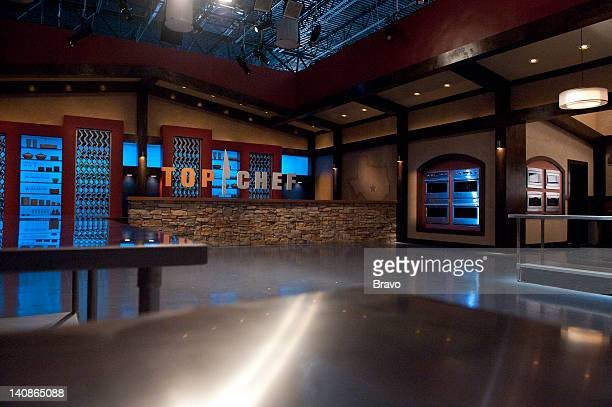 TOP CHEF 'Last Chance Kitchen Andrew vs Janine' Episode 902 Pictured Top Chef Texas Kitchen