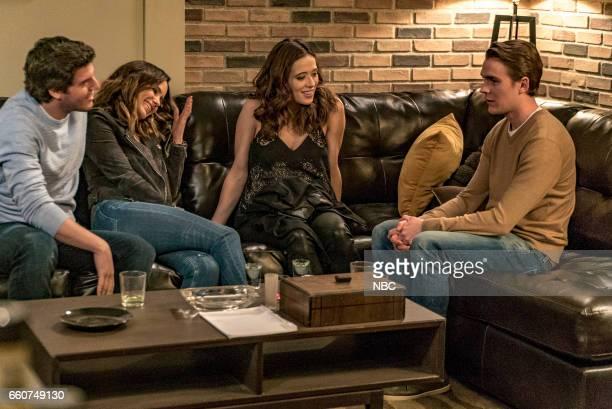 D 'Last Minute Resistance' Episode 419 Pictured Sophia Bush as Erin Lindsay Marina Squerciati as Kim Burgess