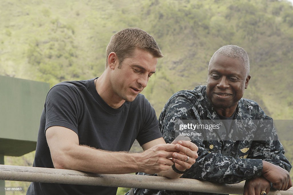 RESORT - 'Last Resort' stars Andre Braugher as Captain Marcus Chaplin, Scott Speedman as XO Sam Kendal, Daisy Betts as Lieutenant Grace Shepard, Dichen Lachman as Tani Tumrenjack, Daniel Lissing as SEAL Officer James King, Sahr Ngaujah as Mayor Julian Serrat, Camille de Pazzis as Sophie Gerard, Autumn Reeser as Kylie Sinclair, Jessy Schram as Christine Kendal, and Robert Patrick as Master Chief Joseph Prosser. 'Last Resort' was written by Shawn Ryan and Karl Gajdusek, who are also executive producers along with Martin Campbell and Marney Hochman Nash. The pilot for 'Last Resort' was directed by Martin Campbell. 'Last Resort' is produced by Middkid Productions in association with Sony Pictures Television. SCOTT