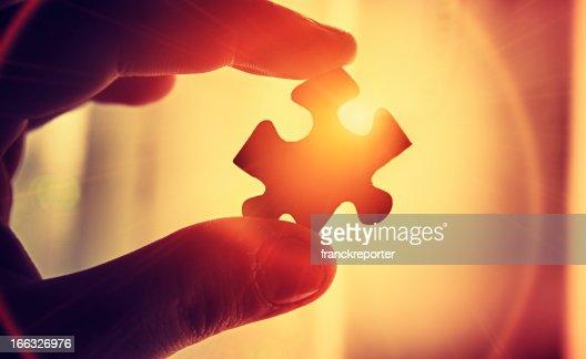 last solution - puzzle connection