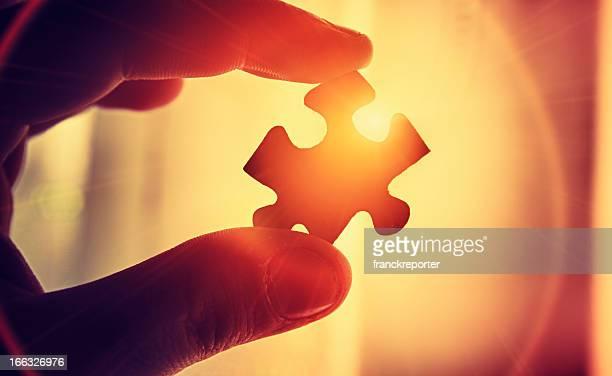 Dernière solution de puzzle de connexion