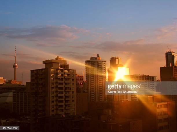 Last Sun Rays of July