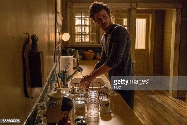 MIDNIGHT TEXAS 'Last Temptation of Midnight' Episode 108 Pictured Francois Arnaud as Manfred