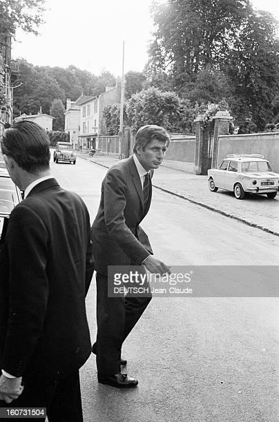 Last Tribute To Porfirio Rubirosa At His Home 6 juillet 1965 Dernier hommage à Porfirio RUBIROSA chez lui à la suite de son décès d'un un accident de...