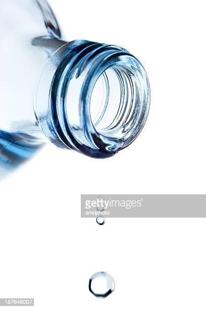 Letzte Wassertropfen