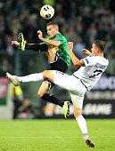 DEU: Borussia Moenchengladbach v Wolfsberger AC: Group J - UEFA Europa League