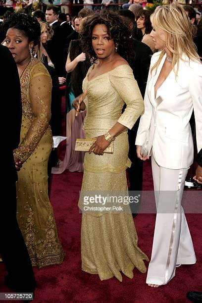 LaTanya Richardson Oprah Winfrey and Kimberly Hefner