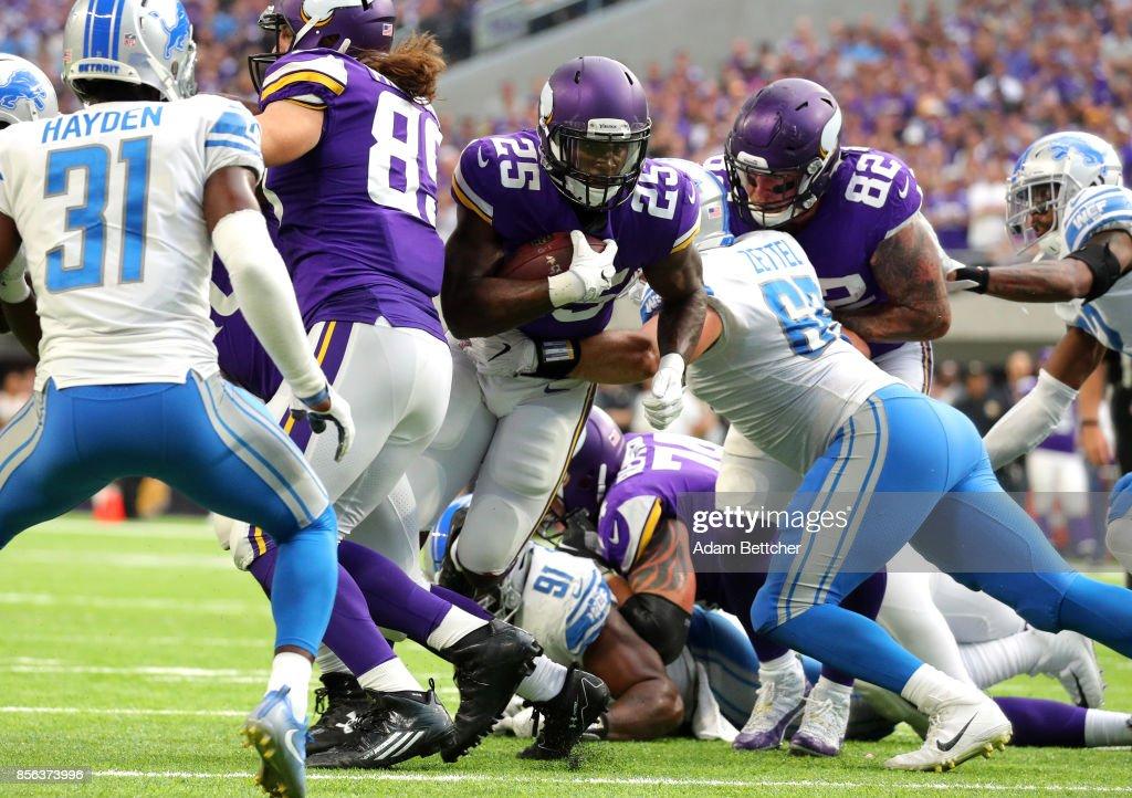Detroit Lions vMinnesota Vikings