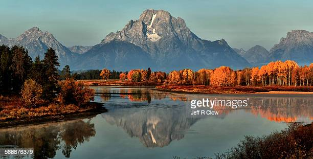 Late September at Oxbow Bend