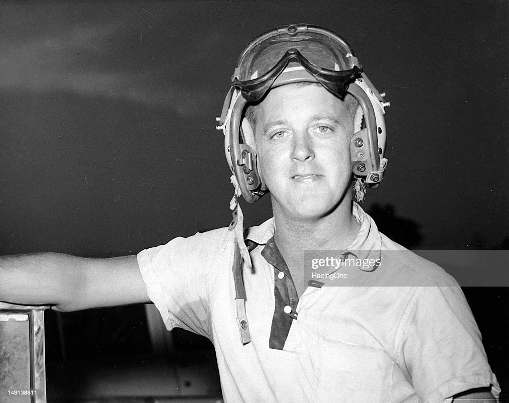 Dick Walters of Syracuse NY ran in eight NASCAR Cup and 11 NASCAR Convertible Division races between 1955 and 1958 taking three top 10 finishes
