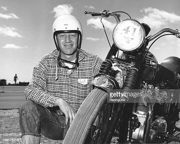 Wayne Moffett ran AMA Dirt Flat Track and TT races for several seasons in the 1950s and early1960s After retiring from competition he owned a...