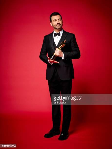 THE OSCARS® Latenight talk show host producer and comedian Jimmy Kimmel will host the 89th Oscars® to be broadcast live on Oscar® SUNDAY FEBRUARY 26...