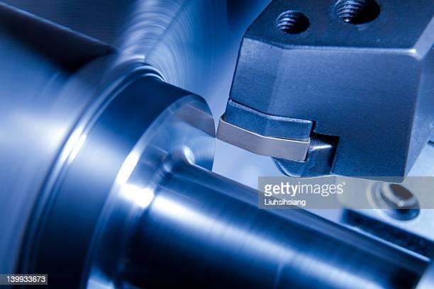 CNC Drehmaschine Bearbeitung