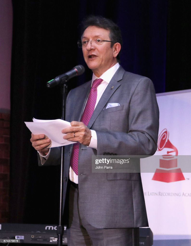 The 18th Annual Latin Grammy Awards - CPI Event