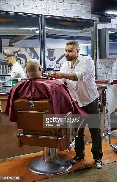 Latin Barber Full Length Profile