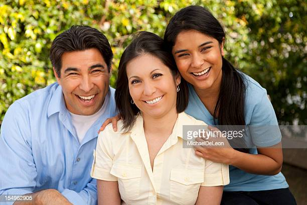 Latino Família