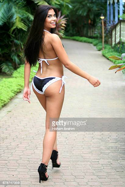 Sexy Jamaican Women Stock Photos and Pictures