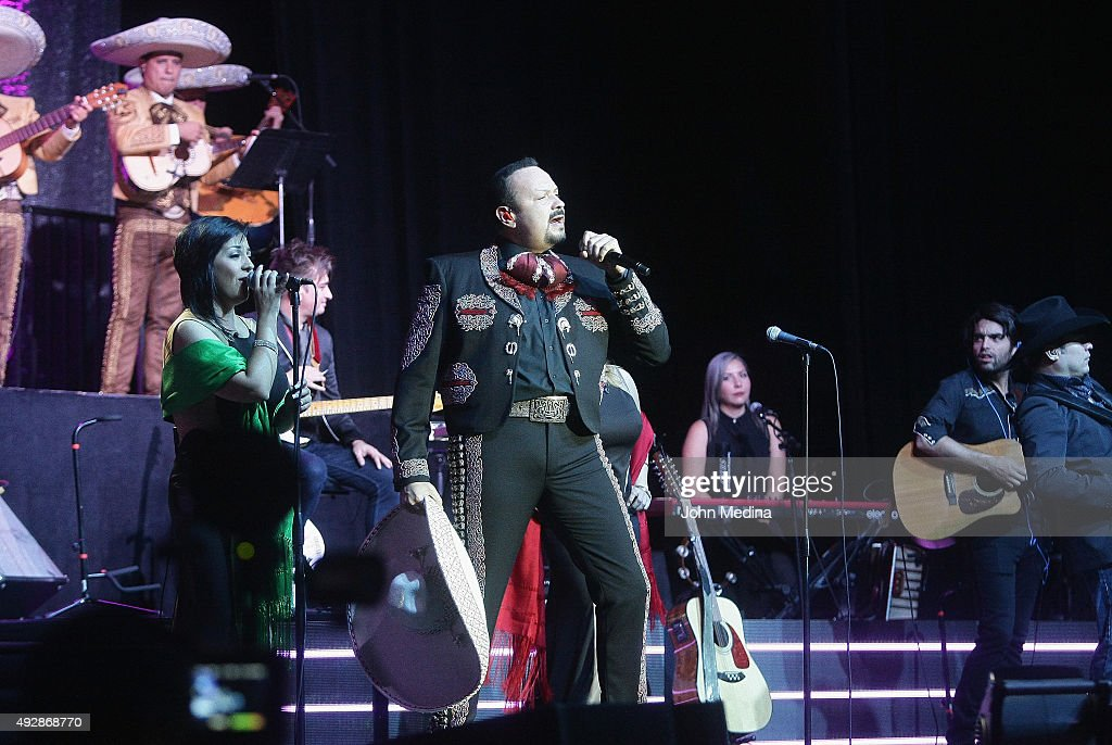 Pepe Aguilar Performs At City National Civic