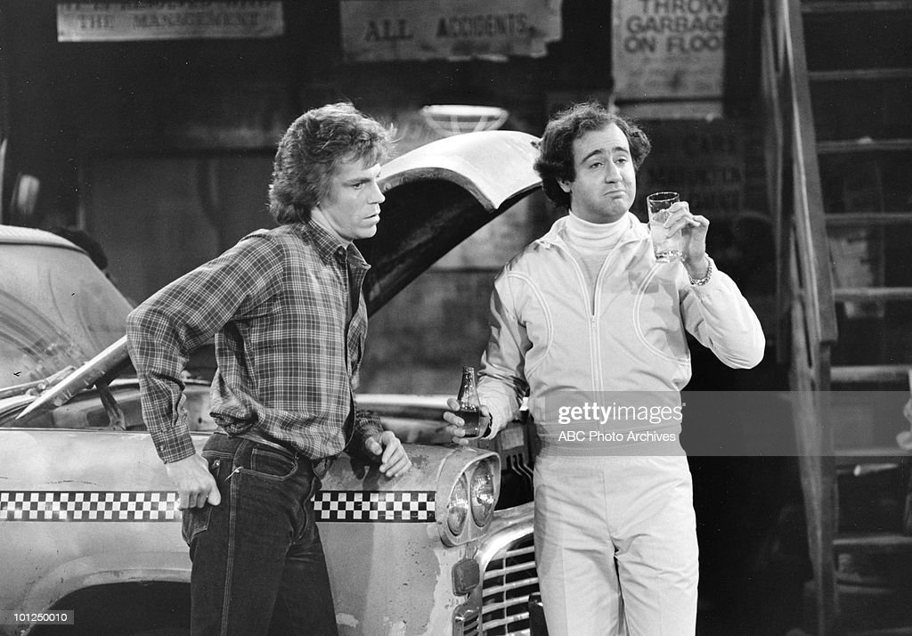 TAXI - 'Latka the Palyboy' which aired on May 21, 1981. (Photo by ABC Photo Archives/ABC via Getty Images) JEFF