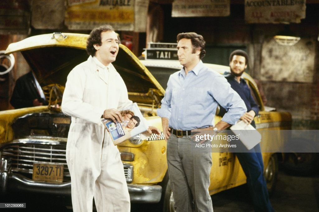 TAXI - 'Latka the Playboy' which aired on May 21, 1981. (Photo by ABC Photo Archives/ABC via Getty Images) ANDY