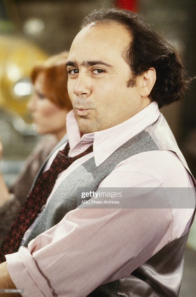 TAXI - 'Latka the Playboy' which aired on May 21, 1981. (Photo by ABC Photo Archives/ABC via Getty Images) DANNY
