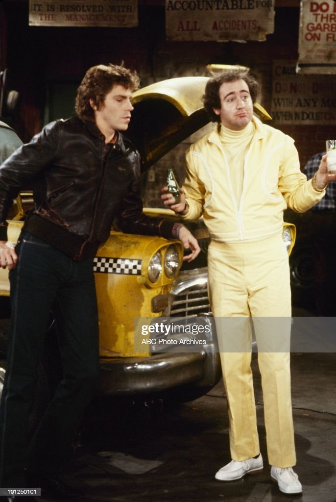 TAXI - 'Latka the Playboy' which aired on May 21, 1981. (Photo by ABC Photo Archives/ABC via Getty Images) JEFF