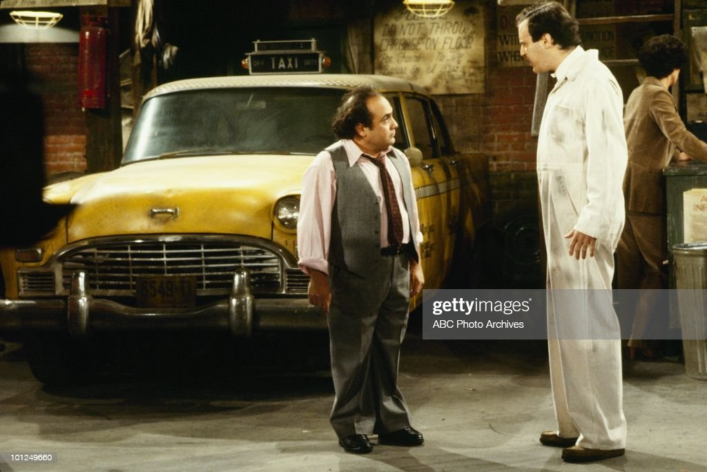 TAXI - 'Latka's Cookies' which aired on February 05, 1981. (Photo by ABC Photo Archives/ABC via Getty Images) DANNY