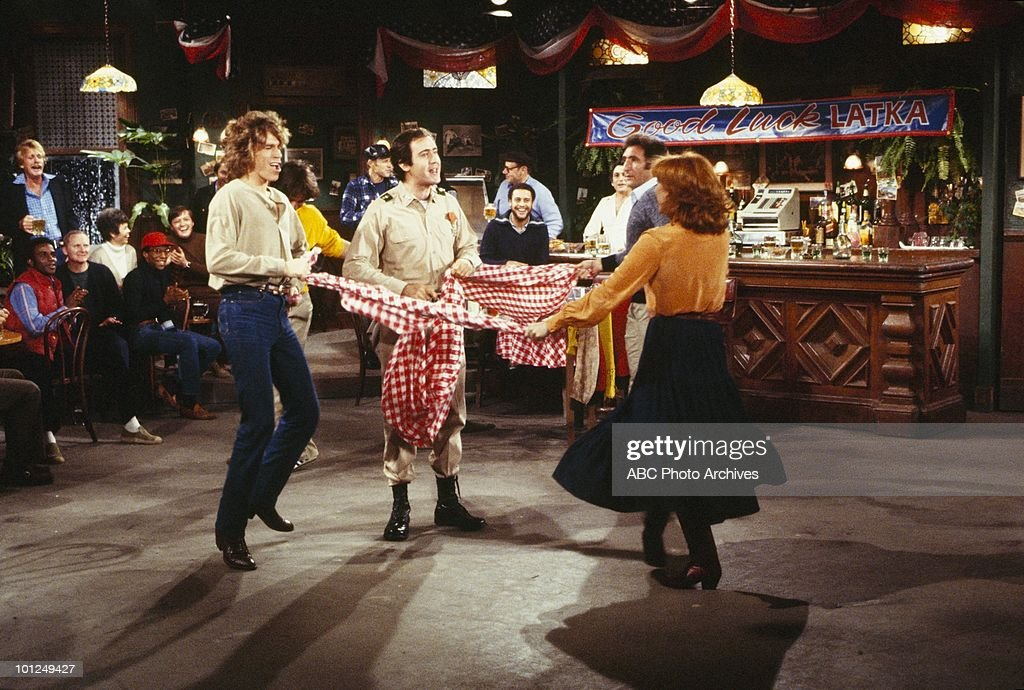 TAXI - 'Latka's Revolting' - Airdate November 27, 1979. (Photo by ABC Photo Archives/ABC via Getty Images) JEFF