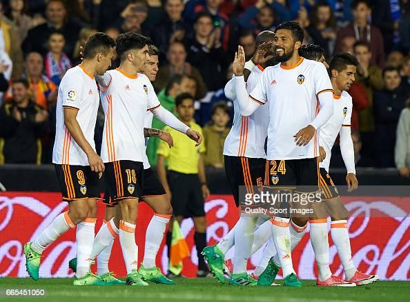 Valencia CF v RC Celta de Vigo - La Liga : News Photo