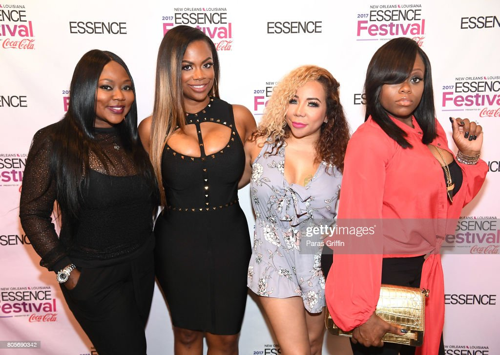 Image result for XSCAPE  at  ESSENCE FESTIVAL getty image