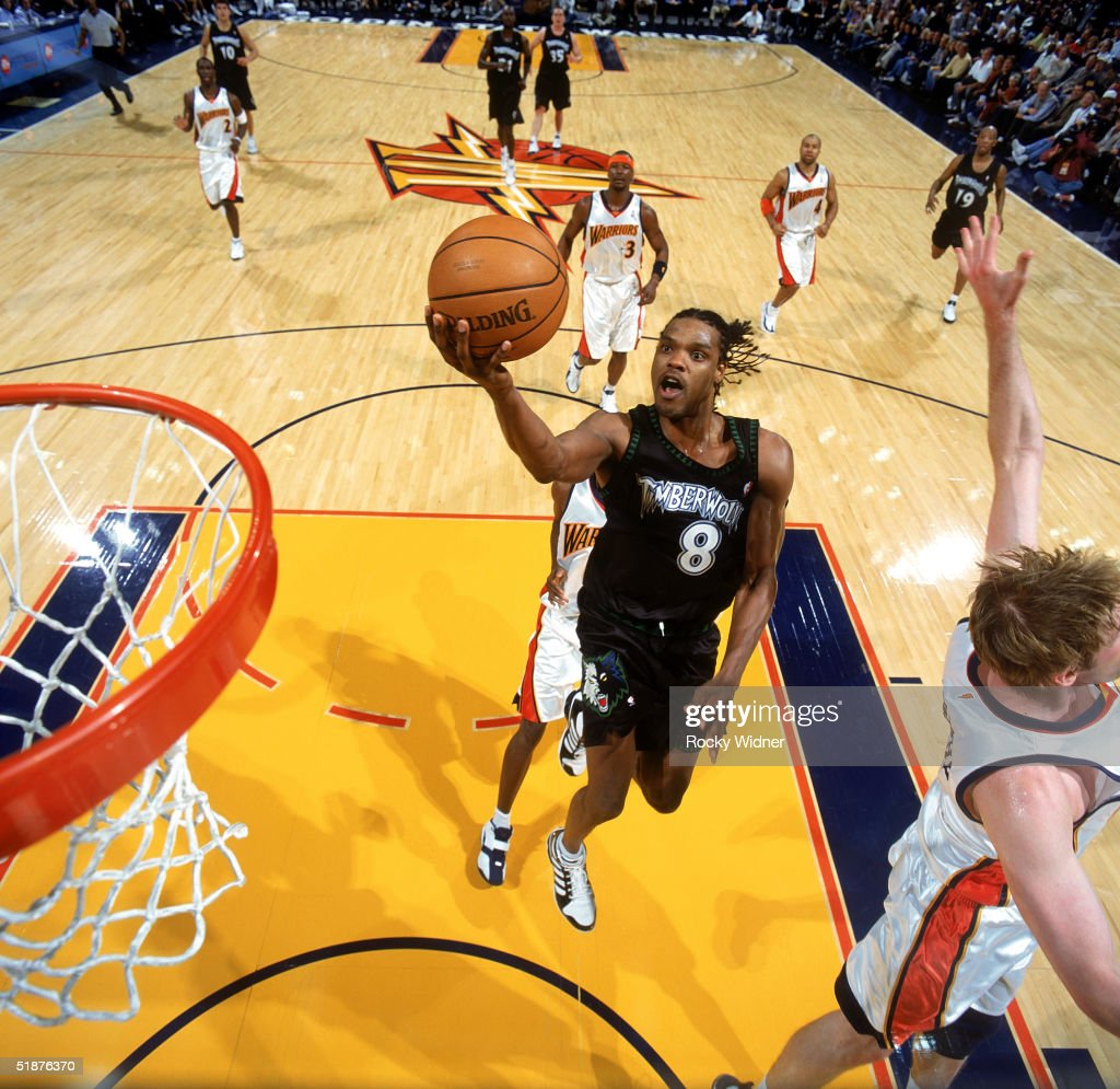 Timberwolves Latrell Sprewell Stock s and