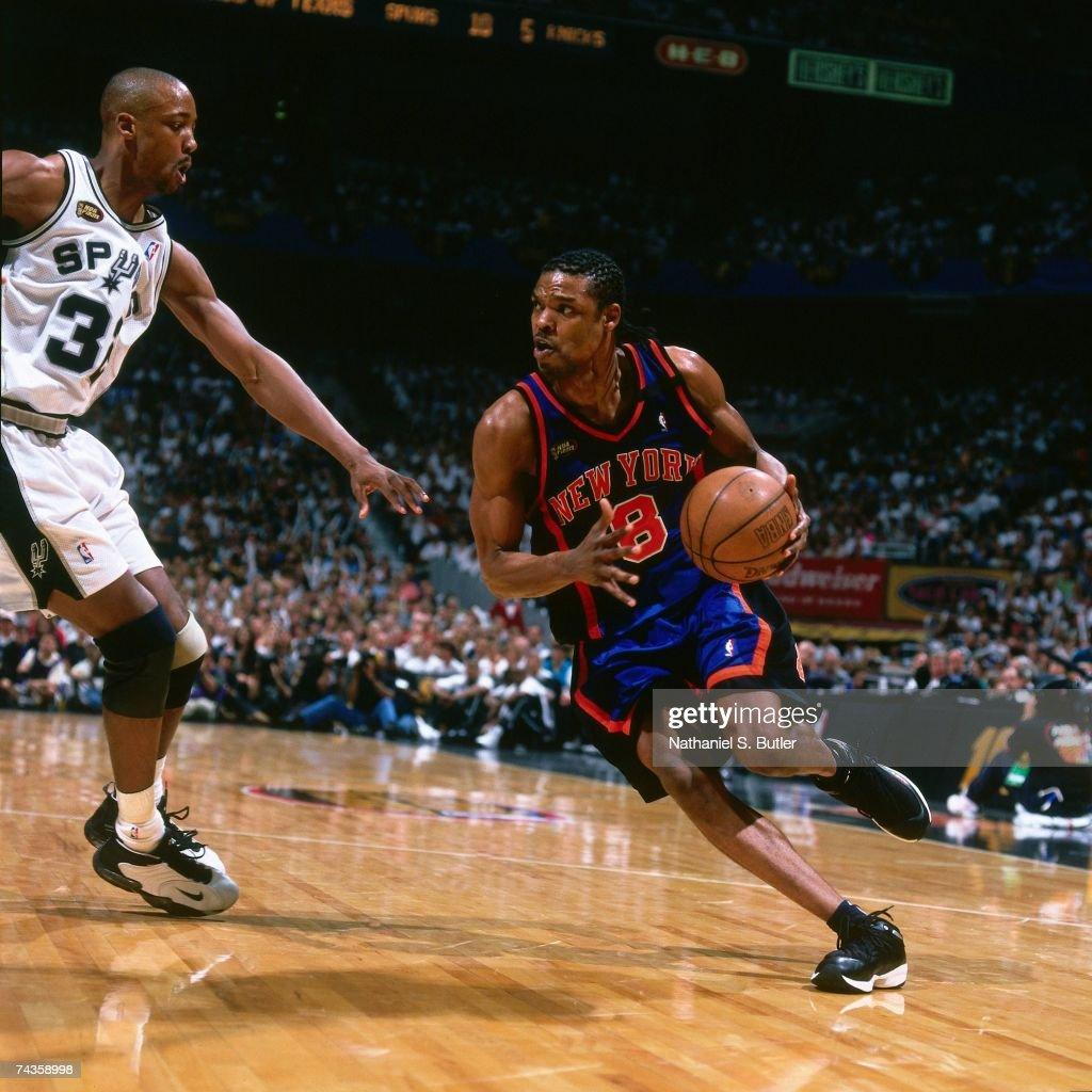 1999 NBA Finals Game 1 New York Knicks vs San Antonio Spurs