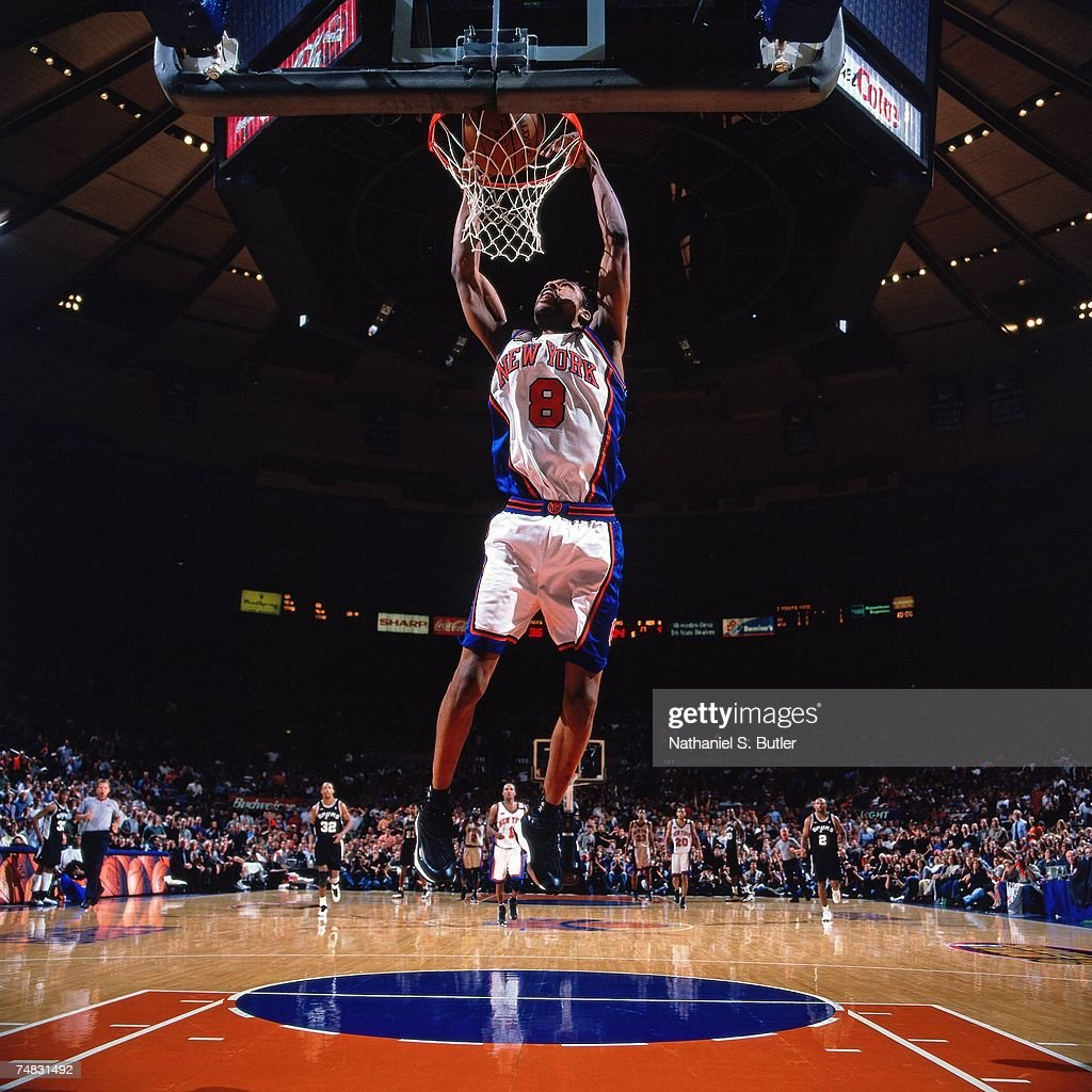 1999 NBA Finals Game 5 San Antonio Spurs vs New York Knicks