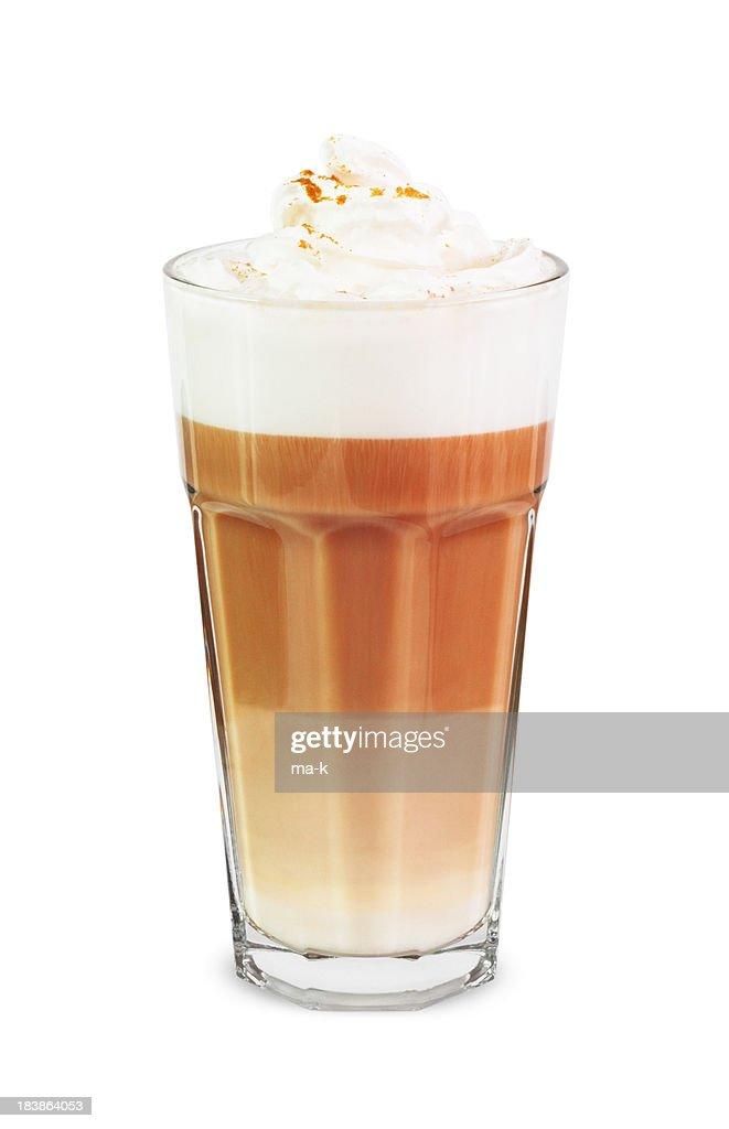 Latte : Stock Photo