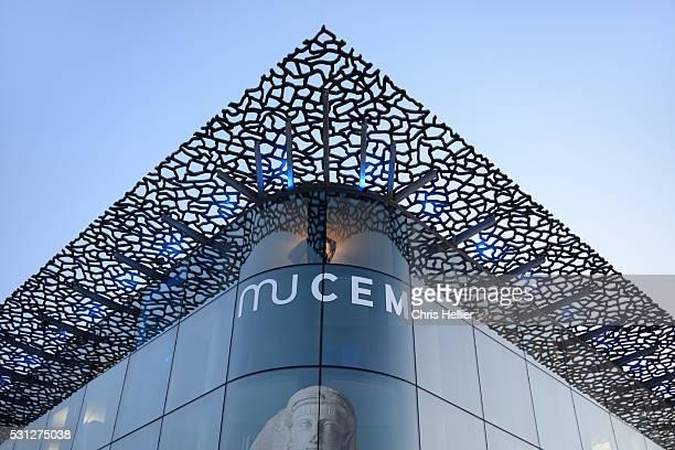 Lattice Screen MUCEM Museum Marseille