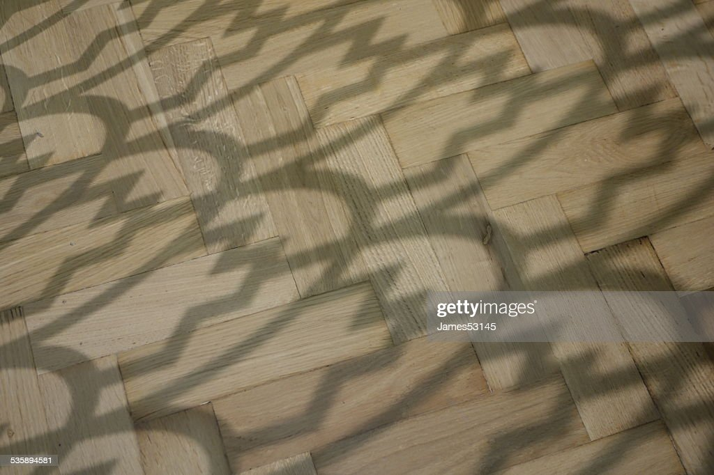 Lattice Shadows : Stock Photo