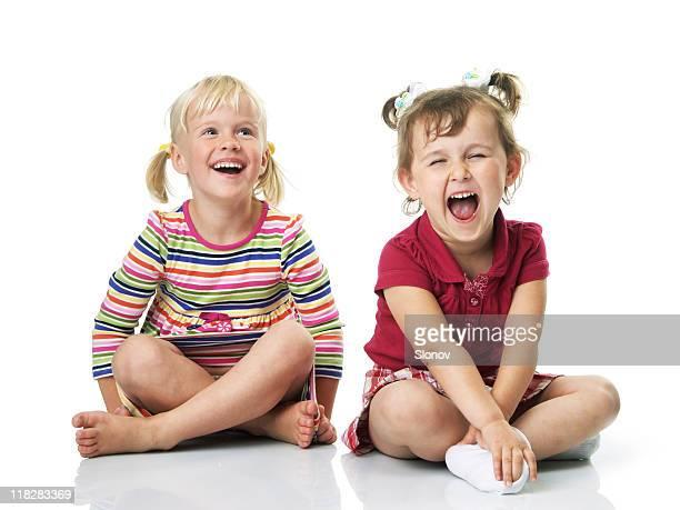 Rire les enfants