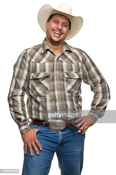 Laughing Cowboy
