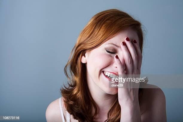 Lachen Mädchen