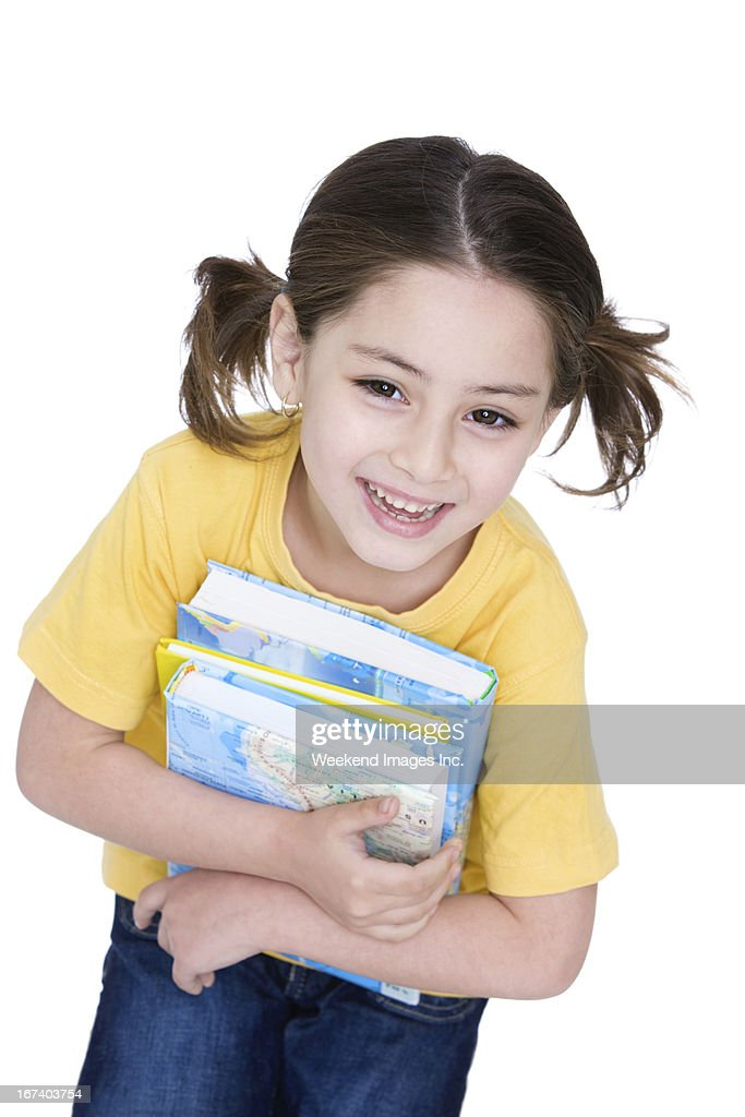 Laughing girl : Stockfoto