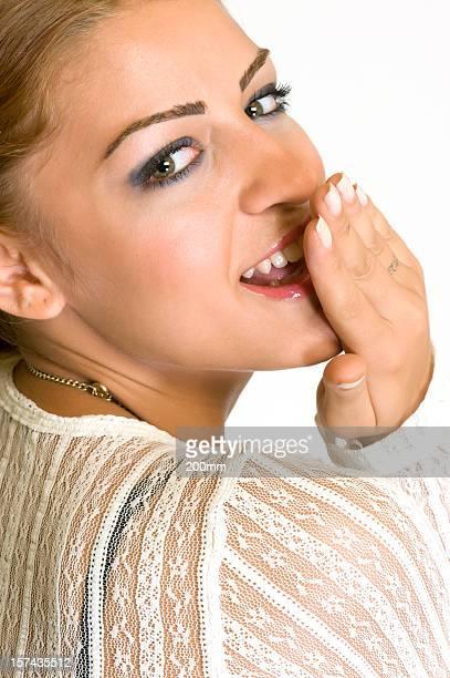 pantyhose face gallery
