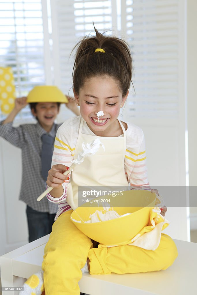 Laughing kids : Stock Photo