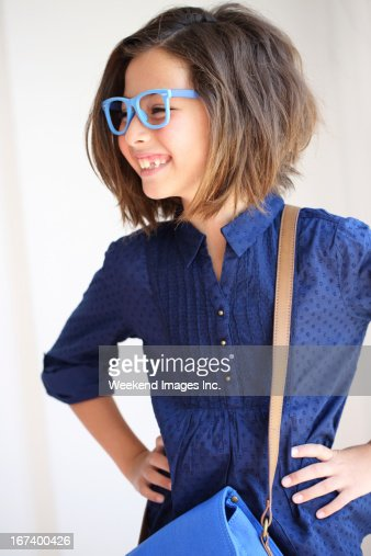 Laughing student : Stock Photo