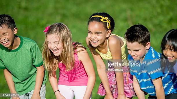 Rire avec vos amis