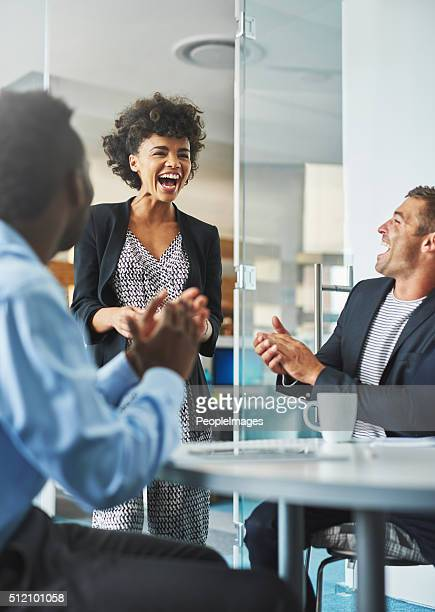 Laughter in the workplace encourages positivity and productivity